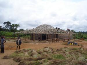 Côte d'Ivoire, le Centre  de Formation pour Orphelins de Guerre à Duekoué